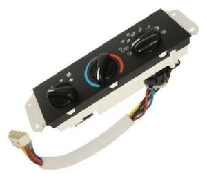 A C Heater Control Unit For Jeep Wrangler Tj 1999 2001 With Ac 55037473ab