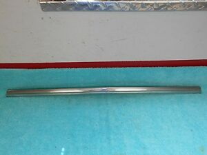 1958 Mercury Monterey Turnpike Cruiser Hood Lip Trim Nos Ford 916
