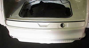 Vw Type 3 Squareback 1962 1973 Lower Rear Cargo Area Hatch Seal Variant