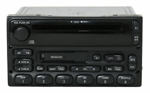 Ford Truck And Van Radio 1999 2010 Am Fm Cassette Cd Player Part 1f2f 18c868 aa
