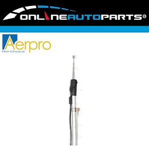 Guard Mount Radio Antenna Car Stereo Aerial Push Down Suits Accent 00 06 Hatch