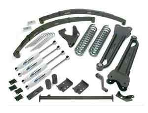 Pro Comp Suspension K4040b Full 6 Stage Ii Lift Kit For 05 07 Ford F250 f350