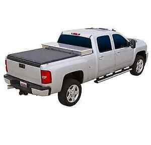 Access 61409 Toolbox Roll Up Tonneau Cover For F250 F350 Super Duty W 8 Bed
