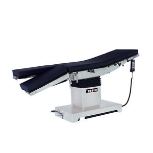 Surgical Operating Table Electric Dl a Carbon Fiber Top C arm X ray Capable