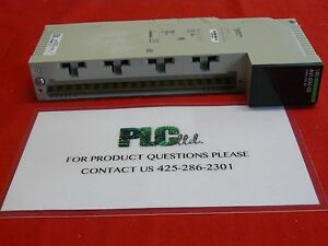140avi03000 Modicon Analog Input Module 140 avi 030 00