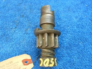 Ford Model A Starter Drive For 5 8 Shaft Nos Ford 916