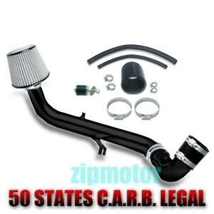 95 99 Eclipse Rs Gs 2 0l Non Turbo Induction Cold Air Intake Filter Jdm Black