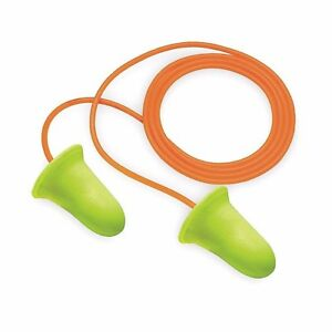 3m 312 1260 Ear Plugs 33db Corded Univ 1vjy2 Pk200 6c4 003 a