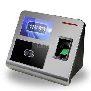 Fingerprint face password Recognition Access Control Attendance Machine M7v2