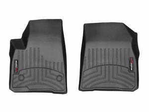 Weathertech Floor Mats Floorliner For Cadillac Xt5 2017 2019 1st Row Black
