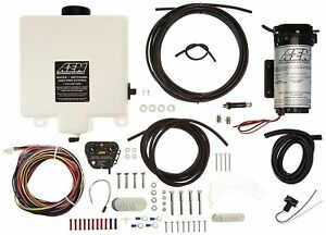 Aem Water Methanol Injection Kit V2 Internal Map With 1 Gallon Tank 30 3300