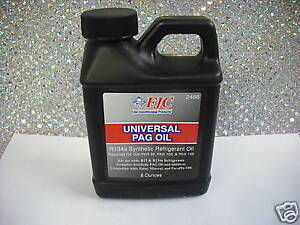 Pag Oil Lubrication Universal Made By Fjc Products 8 Oz Part 2468