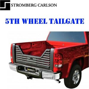Vg 97 4000 Stromberg Carlson 5th Wheel Tailgate Louvered Ford Super Duty F150