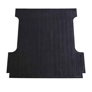 Westin 50 6415 Black Rubber Floor Mat For Ford F 250 F 350 Super Duty W 8 Bed