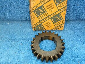 1931 47 Chevy 4 Speed Transmission Reverse Countershaft Gear Nos Gm 1016
