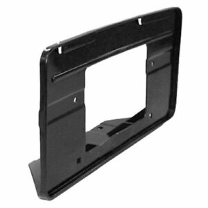 Front Bumper License Plate Bracket For Jeep Cherokee Xj 1987 2001 52003479 Crown