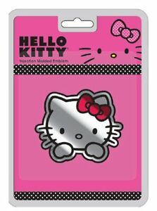 Sanrio Hello Kitty 3d Injection Molded Universal Car Truck Emblem