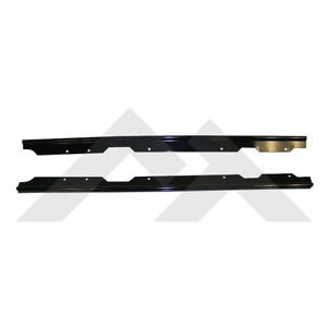 Windshield Channel Black For Jeep Wrangler Tj 1997 2002 Rough Trail Rt26065