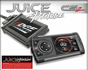 Edge 31601 Competition Juice W Attitude Cs2 For 01 02 Dodge Ram Cummins 5 9l