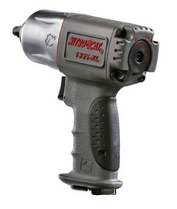 Aircat 1355 Xl Nitrocat Xtreme Torque 3 8 Impact Wrench W Twin Hammer 700 Ft Lbs