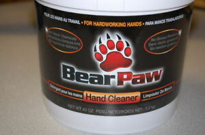 Bear Paw Bp664 Hand Cleaner 40oz Water Activated Non toxic Case Of 6