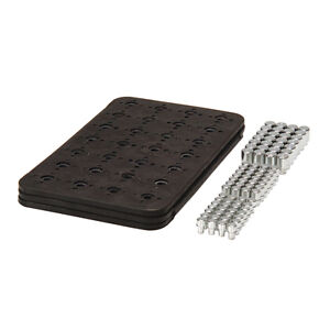 Mag clip 72426 3 Panel Power Mat W 84 Assorted Pegs