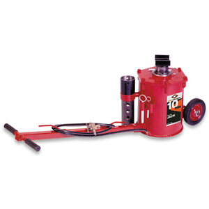 American Forge Foundry 3400a Air Lift Jack 10 Ton