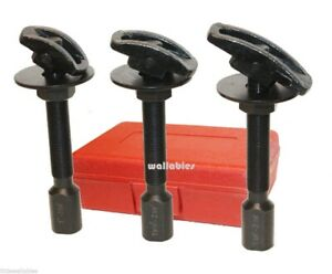New Rear Axle Bearing Remover Slide Puller Extract Remove Case Semi Set