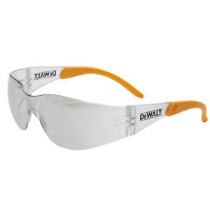 Dewalt Protector Safety Glasses In out Mirror Lens