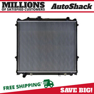 Direct Fit Complete Aluminum Radiator 2 7l 3 4l Dohc Fits 96 02 Toyota 4runner