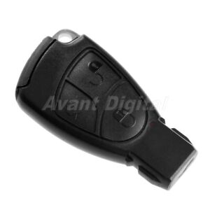 Remote Smart Insert Key Fob Case 3button Shell For 1993 2009 Mercedes Benz Ml350