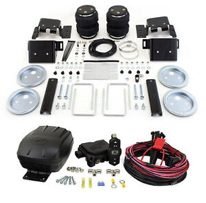 Airlift Wireless On Board Air Compressor System Air Spring Kit For Sierra Hd