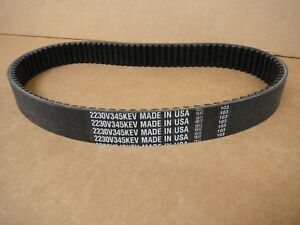Import Milling Machine Variable Speed Drive Belt 875vc3630 2230v345 Usa Made