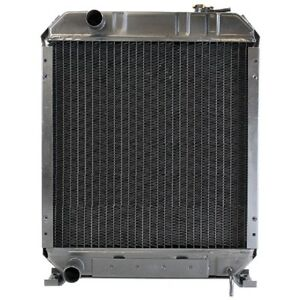 Radiator For Case Ih New Holland Tc33 Dx35 86402723