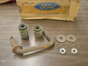 Nos Oem Ford 1962 1963 1964 Fairlane 500 Power Steering Idler Arm Kit