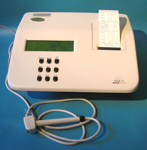 Maico Ma 630 Series 2 Tympanometer Ear Analyzer