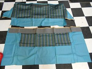 1948 53 Chevy Gmc Truck 1948 52 Dodge Truck Seat Covers Nice Nos Acces 1116
