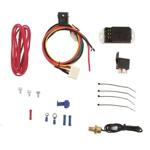 Mishimoto Adjustable Fan Controller Kit With Probe Style Temperature Sensor