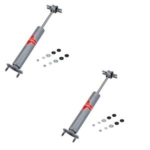Kyb Suspension Pair Of Front Shock Absorbers For Mustang maverick cougar