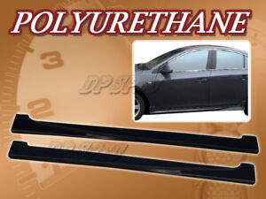 Type 3 Polyurethane Pu Add on Side Skirt Body Kit For 11 12 Chevy Cruze