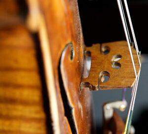 Very Old Labelled Vintage Violin N Lupot 1790 Geige Viola