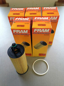Fram Ch11665 Oil Filter Case 5 Five Fits Chrysler 68191349aa Mo349 Made In Usa