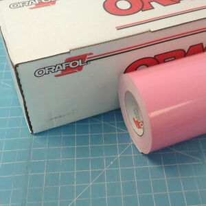 Soft Pink Oracal 651 1 24 X 30 Roll Sign Cutting Vinyl