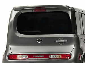 Painted Spoiler For A Nissan Cube Factory Style Spoiler 2010 2014