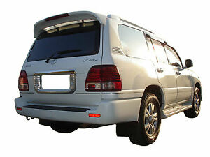Painted Toyota Land Cruiser Factory Style Spoiler 1998 2007
