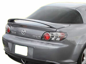 Painted Mazda Rx8 Factory Style Spoiler 2004 2008