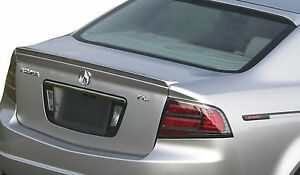 Painted Spoiler For An Acura Tl Lip Factory Style Spoiler 2004 2008