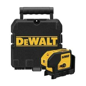 Dewalt Dw083k 3 Beam Self leveling Laser Pointer Kit