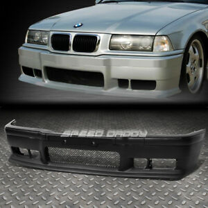 For 92 98 Bmw E36 3series 1pc M3 Style Replacement Front Bumper Body Kit Grille