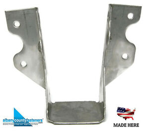 316 Stainless Steel Joist Hangers Jus28 Lus28 Deck Framing 2 X 8 Single Qty 10